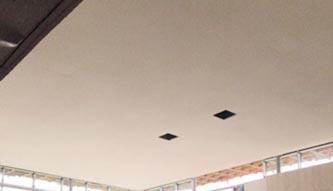 New Specialist Ambient Acoustic Plaster - Liberton High School