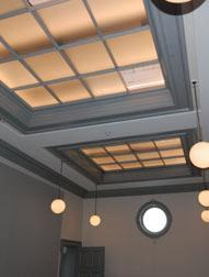 Acoustic Plaster Ceiling