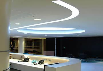 Acoustic Plaster Ceiling Rolls Royce