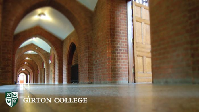 Acoustic Plaster solution used in Girton College, Cambridge