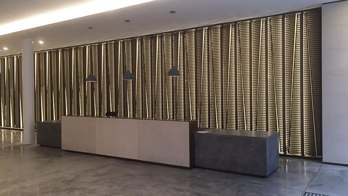 St Lawrence House, London Reception Desk