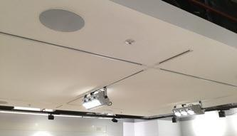 Hotel Acoustic Plaster System London One Blackfriars