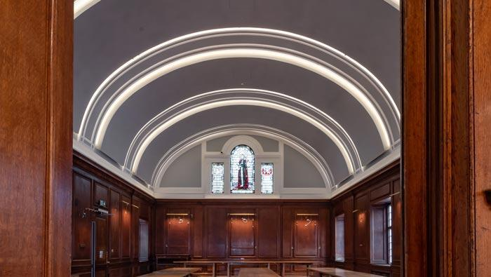 Architectural Acoustics – UK | St Peter's College