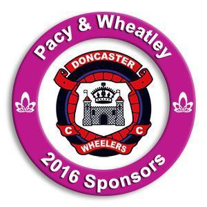 Pacy and Wheatley Sponsors Doncaster Wheelers